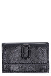 Snapshot mini leather wallet, Wallets Marc Jacobs woman