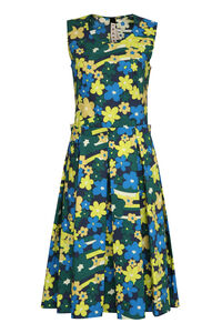 Printed cotton dress, Printed dresses Marni woman