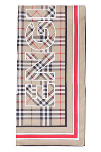 Silk scarf, Scarves Burberry woman