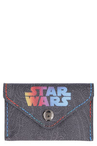 Etro x Star Wars card holder, Wallets Etro man