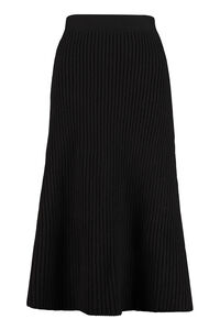 Pleated midi skirt, Pleated skirts Bottega Veneta woman