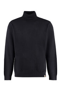 Playoff wool blend turtleneck sweater, Turtleneck Carhartt man