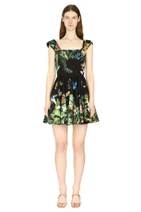 Patterned cotton dress, Printed dresses Dolce & Gabbana woman