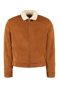 Corduroy puffer jacket, Bomber jackets Levi's Made & Crafted man