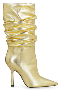 Blair leather boots, Heeled Boots Dsquared2 woman