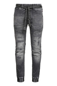 Denim jogging pants, Straight jeans Philipp Plein man