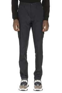 Twill cargo pants, Casual trousers Stone Island man