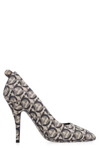 Gancini fabric pumps, Pumps Salvatore Ferragamo woman