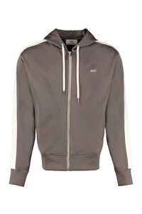 Full zip hoodie, Zip through AMI PARIS man
