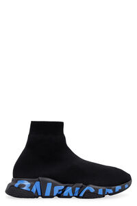 Speed knitted sock-sneakers, High Top Sneakers Balenciaga man