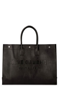Noé leather tote, Totes Saint Laurent man