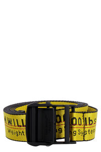 Industrial fabric belt, Belts Off-White man