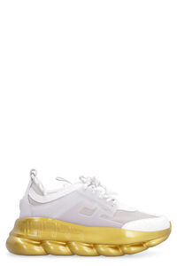Chain Reaction low-top sneakers, Low Top Sneakers Versace man