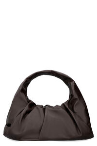 Leather The Shoulder Pouch, Tote bags Bottega Veneta woman