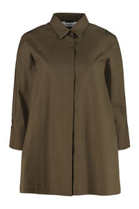 Aleggio cotton poplin shirt, Shirts Max Mara woman