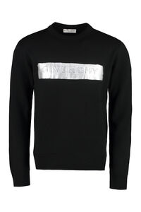 Wool pullover, Crew necks sweaters Givenchy man