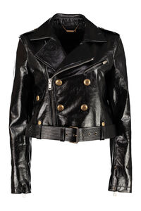 Calf leather jacket, Leather Jackets Givenchy woman