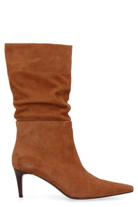 Suede ankle boots, Ankle Boots Hazy woman