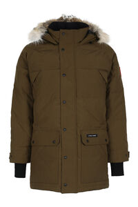 Emory hooded parka, Down jackets Canada Goose man