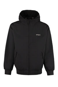 Hooded windbreaker, Raincoats And Windbreaker Carhartt man