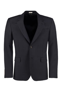 Single-breasted two button jacket, Single breasted blazers Alexander McQueen man