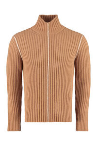 Ribbed turtleneck sweater, Turtleneck Salvatore Ferragamo man
