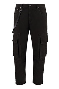 Cargo jeans, Straight jeans Helmut Lang man