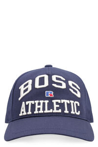 Baseball cap - BOSS x Russell Athletic, Hats BOSS man