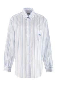 Oversize striped shirt, Shirts Etro woman