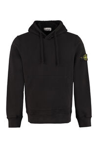Cotton hoodie, Hoodies Stone Island man