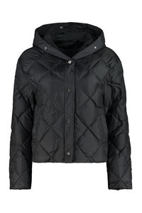 Cisoft snap button fastening down jacket, Down Jackets Max Mara The Cube woman