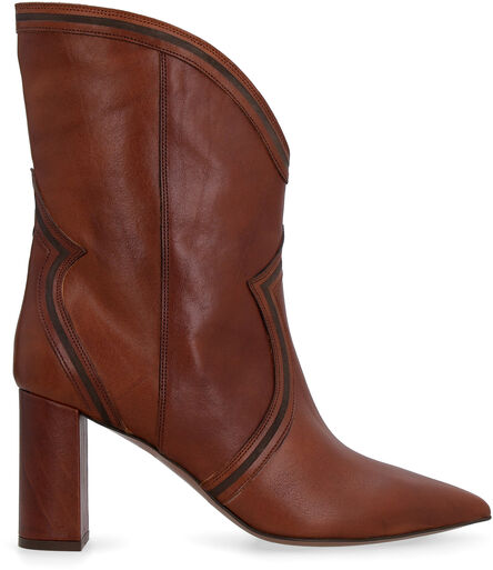 Leather ankle boots, Ankle Boots L'Autre Chose woman