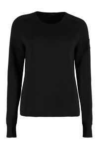 Elmvale crew-neck sweater, Crew neck sweaters Canada Goose woman