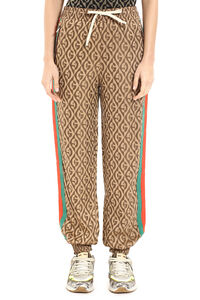 Techno fabric track pants, Track Pants Gucci woman