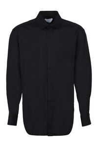 Long sleeves poplin shirt, Plain Shirts Bottega Veneta man