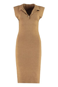 Santon knitted dress, Midi dresses Jacquemus woman