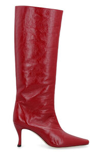 Stevie 42 leather boots, Knee-high Boots By FAR woman