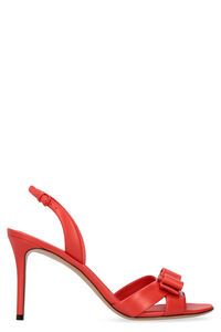 Lida leather sandals, High Heels sandals Salvatore Ferragamo woman