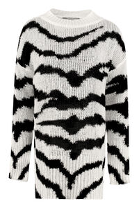 Long sleeve crew-neck sweater, Crew neck sweaters Stella McCartney woman