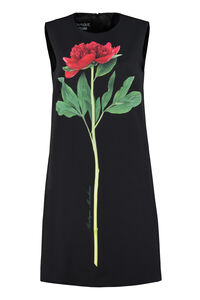 Sheath dress, Knee Lenght Dresses Boutique Moschino woman