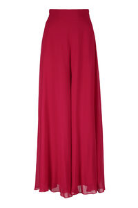 Saio silk wide leg trousers, Wide leg pants Max Mara woman