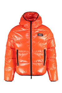 Hooded down jacket, Down jackets Dsquared2 man