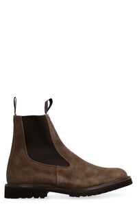 Stephen suede chelsea boots, Chelsea boots Tricker's man