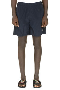 Metal nylon swim shorts, Swimwear Stone Island man