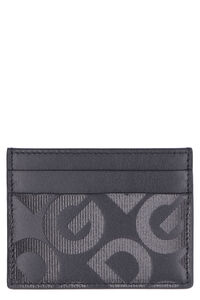 Leather card holder, Wallets Dolce & Gabbana man