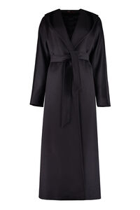 Danton wool long coat, Long Lenght Coats Max Mara Studio woman