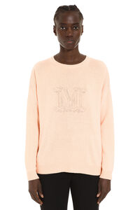 Cannes cashmere sweater, Crew neck sweaters Max Mara woman