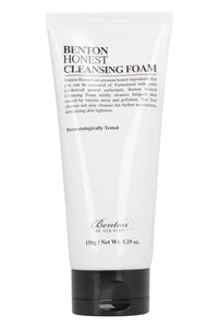 Benton Honest Cleansing Foam, 150 g/5.29 fl oz, Cleansers & exfoliators Benton woman