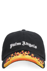Logo baseball cap, Hats Palm Angels man