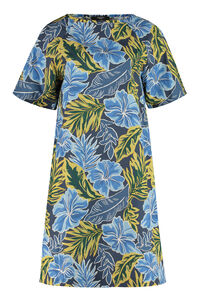 Printed cotton dress, Printed dresses Weekend Max Mara woman